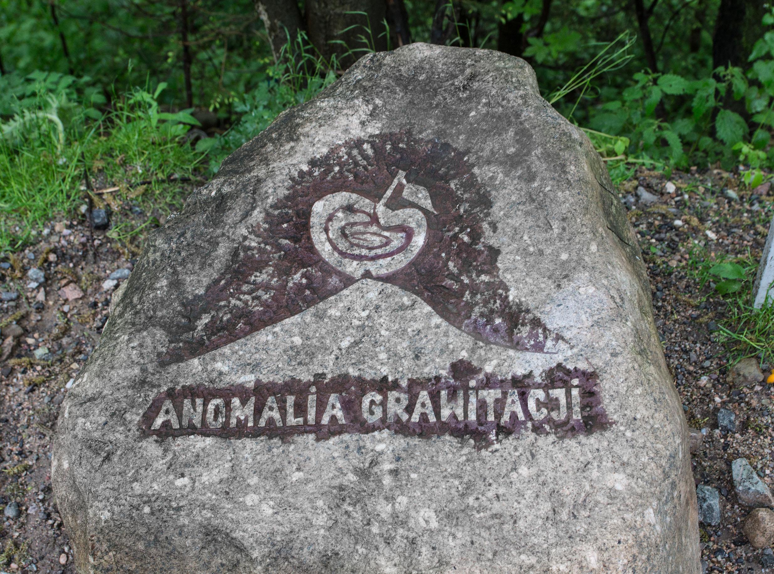 Anomalia grawitacyjna