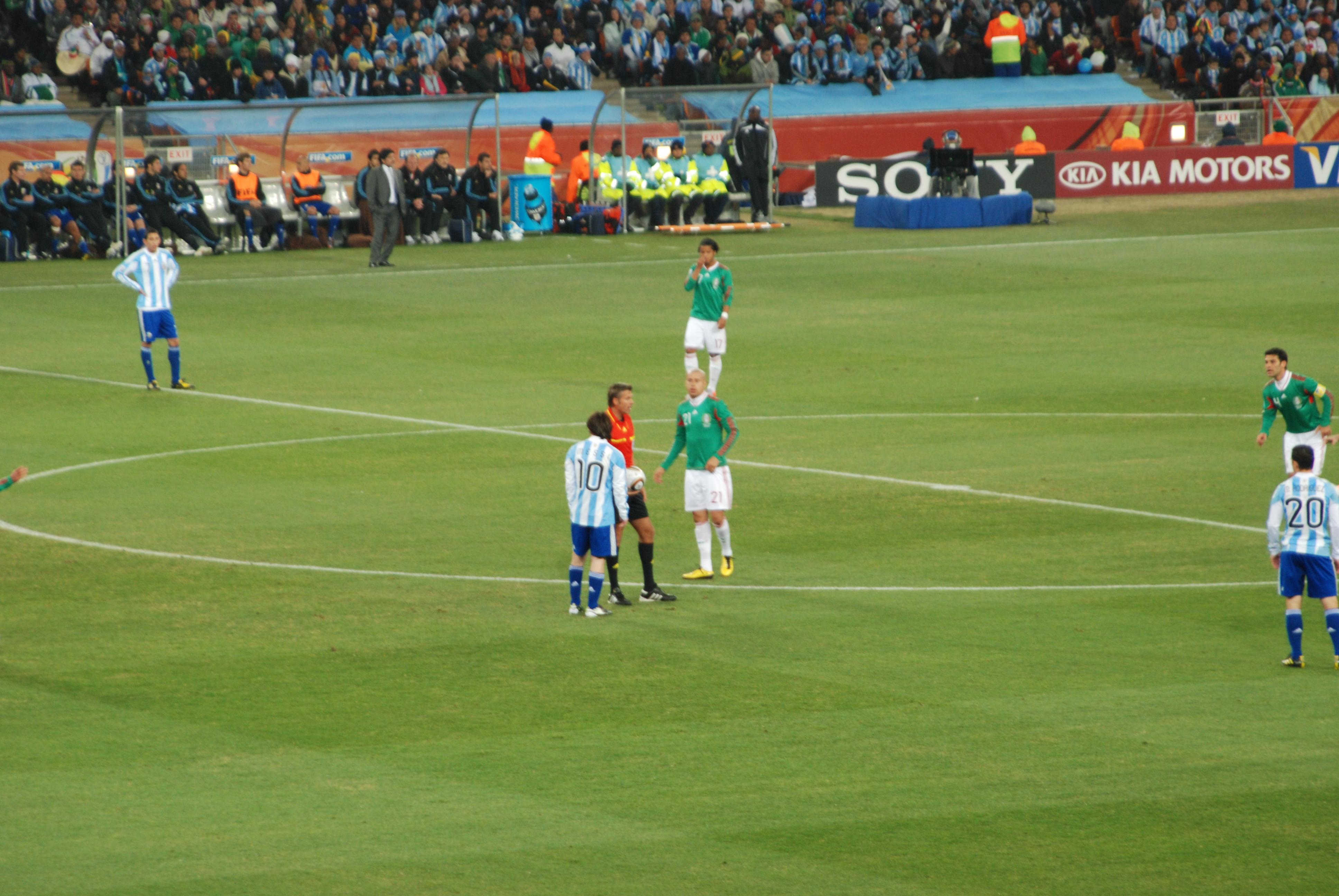 Fifa 2010 Game Free Screen Shots