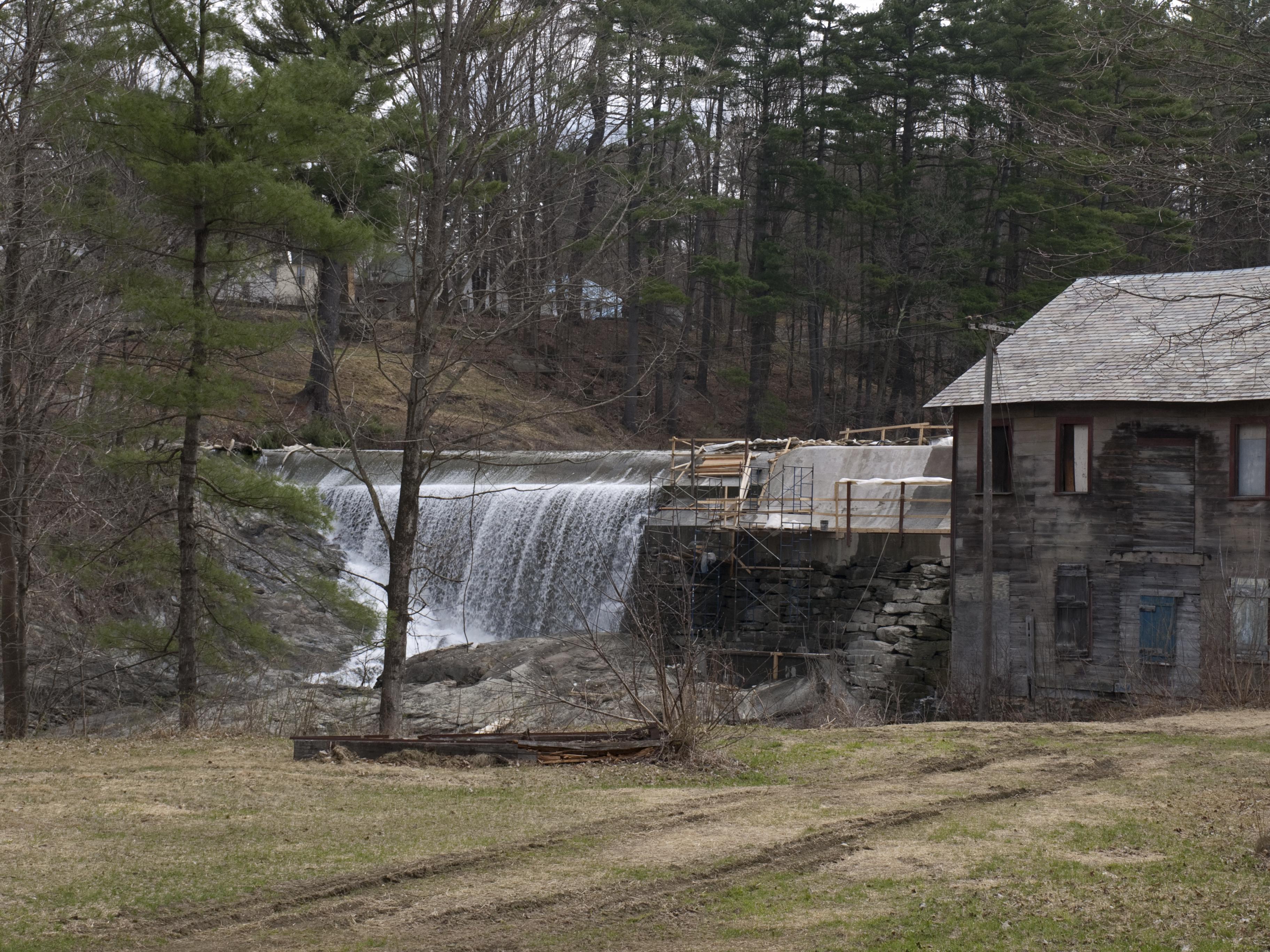 Ascutney Mill Dam