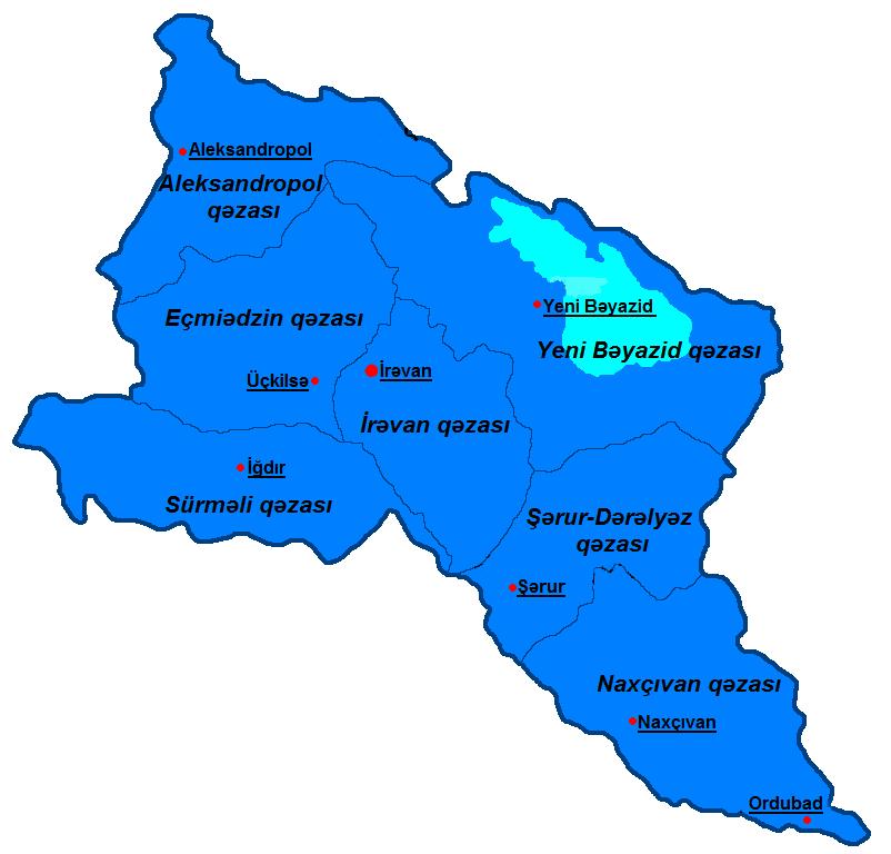 Disestablishments Russian 111