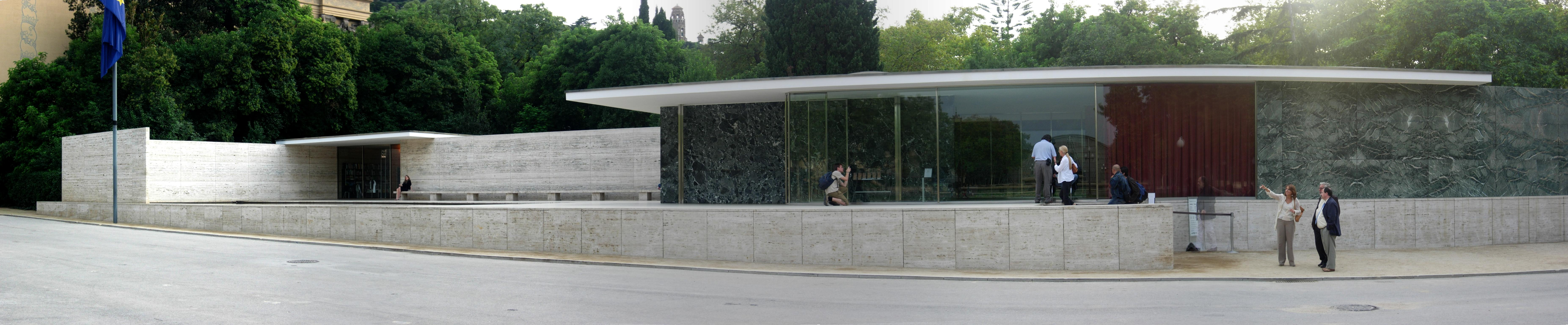 barcelona pavilion See the latest news and architecture related to barcelona pavilion, only on archdaily.