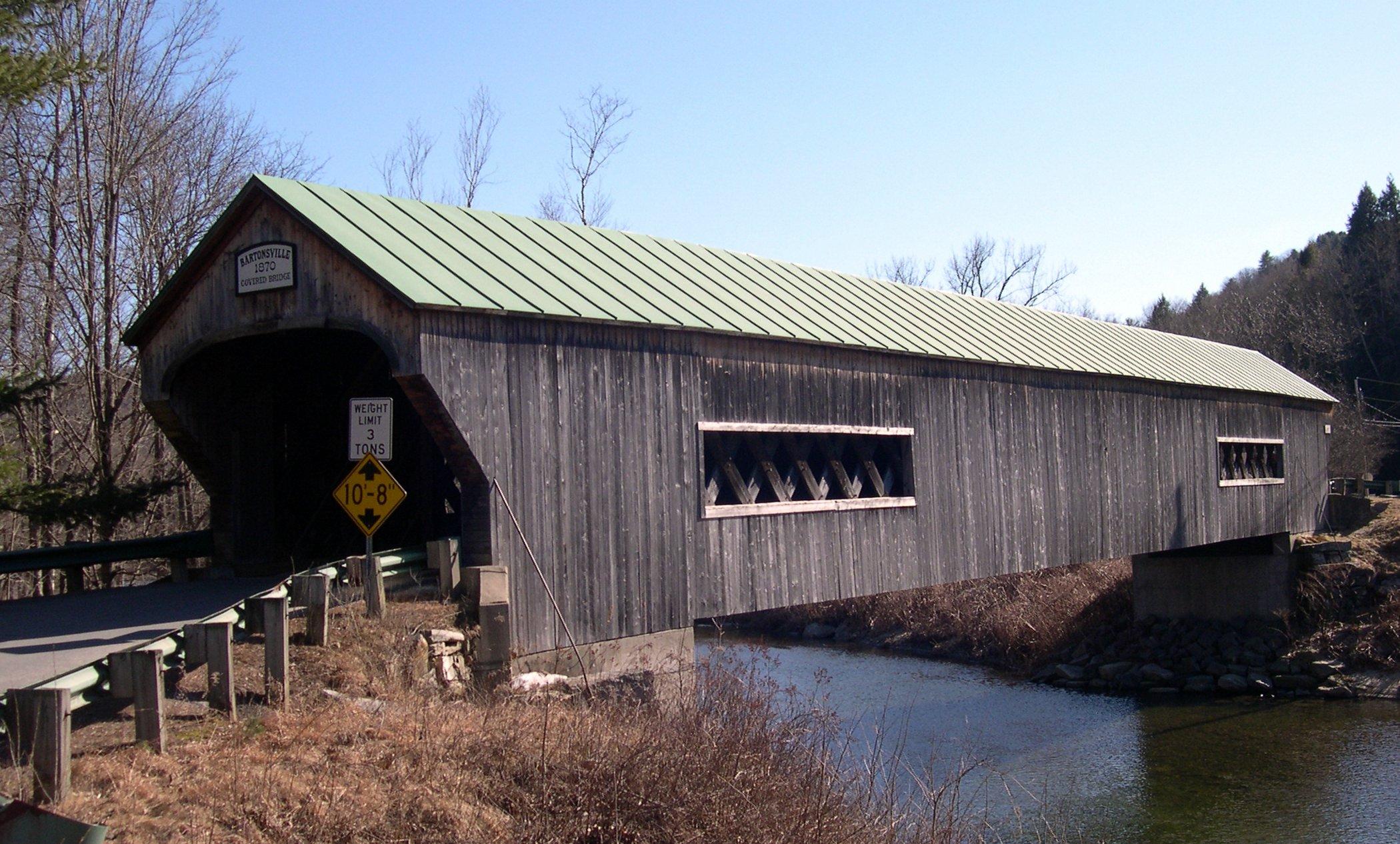 Arhitektura koja spaja ljude - Mostovi Bartonsville_Covered_Bridge
