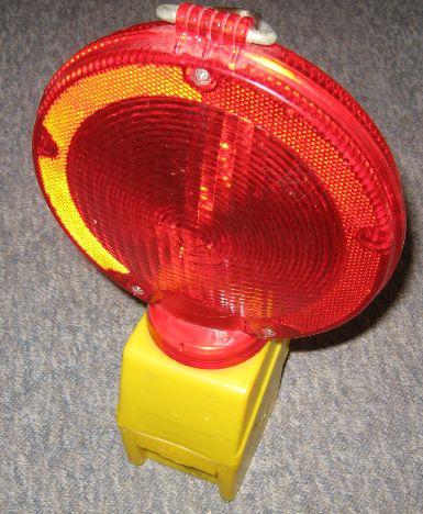 File Baustellenlampe Jpg Wikimedia Commons