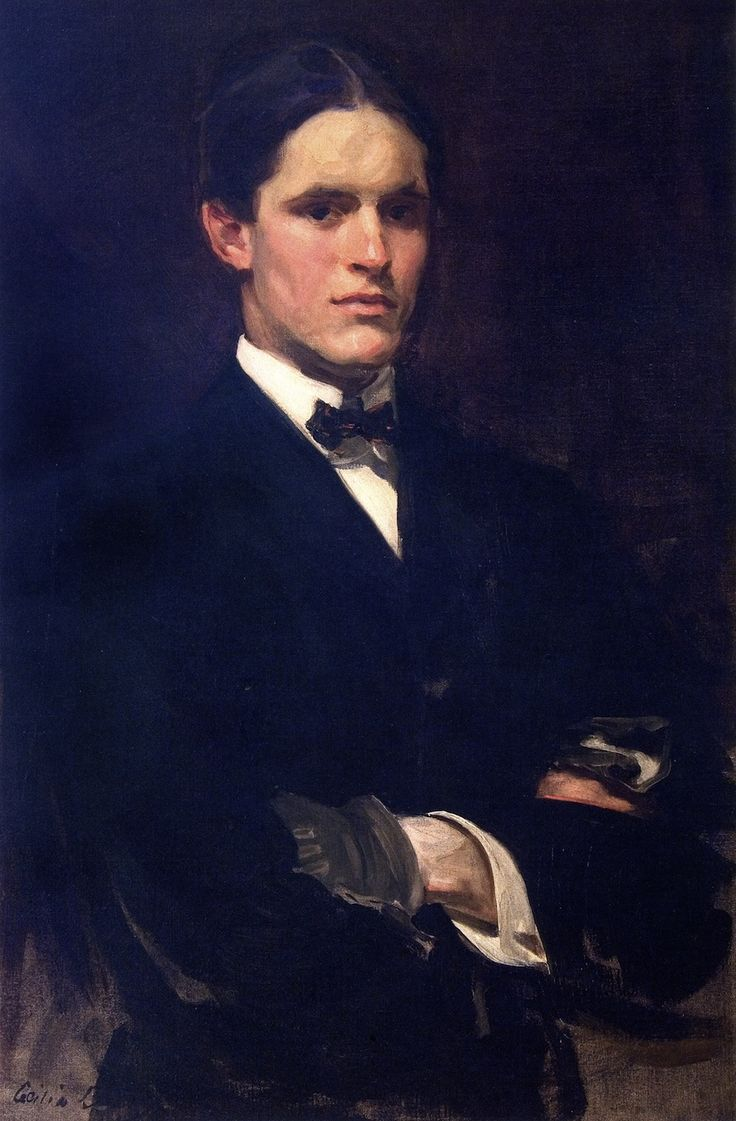 ''Portrait of Henry Sandwith Drinker'' (1901) by [[Cecilia Beaux