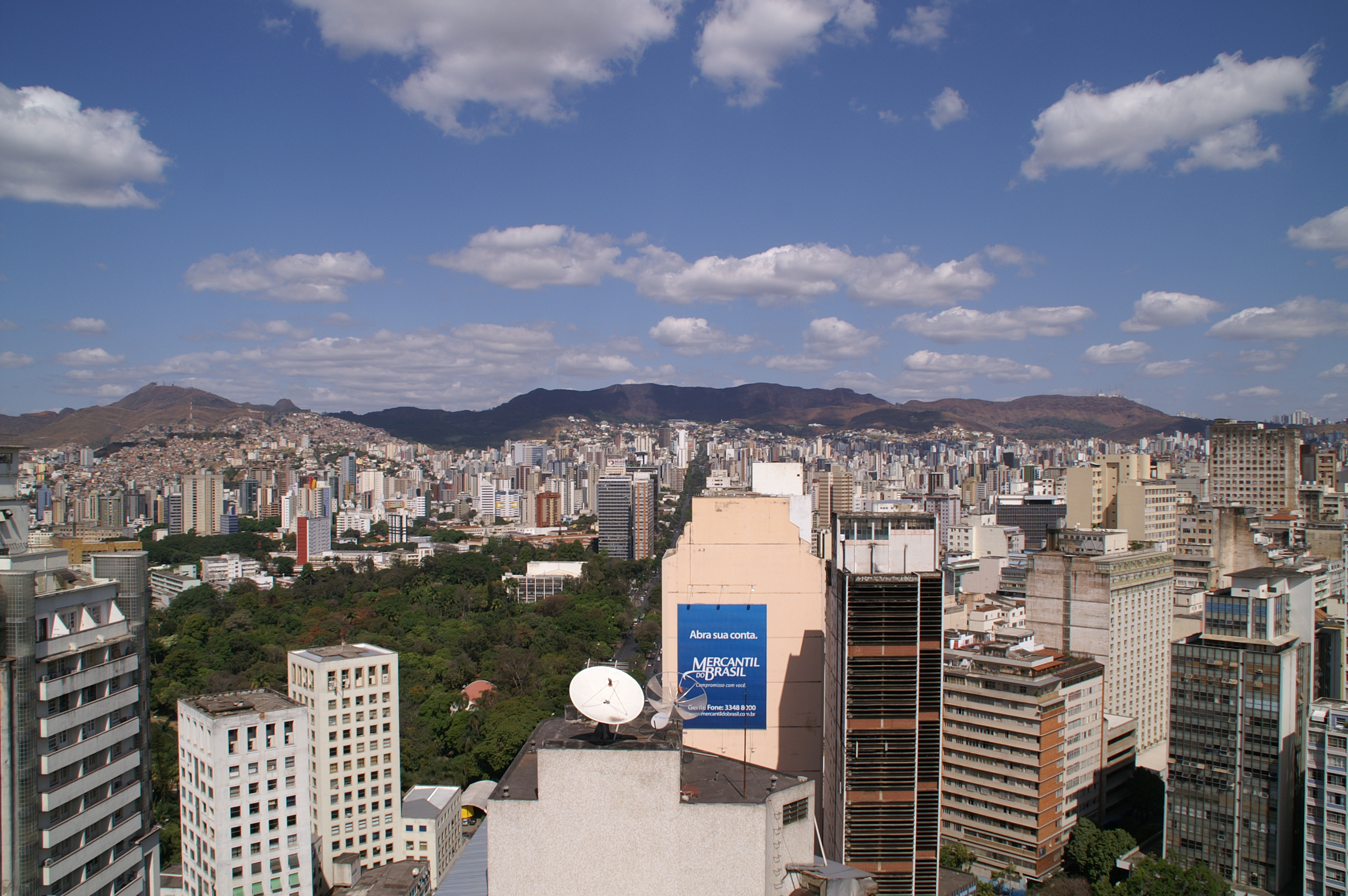 Belo Horizonte Brazil  city photos gallery : Description Belo Horizonte, Brazil building
