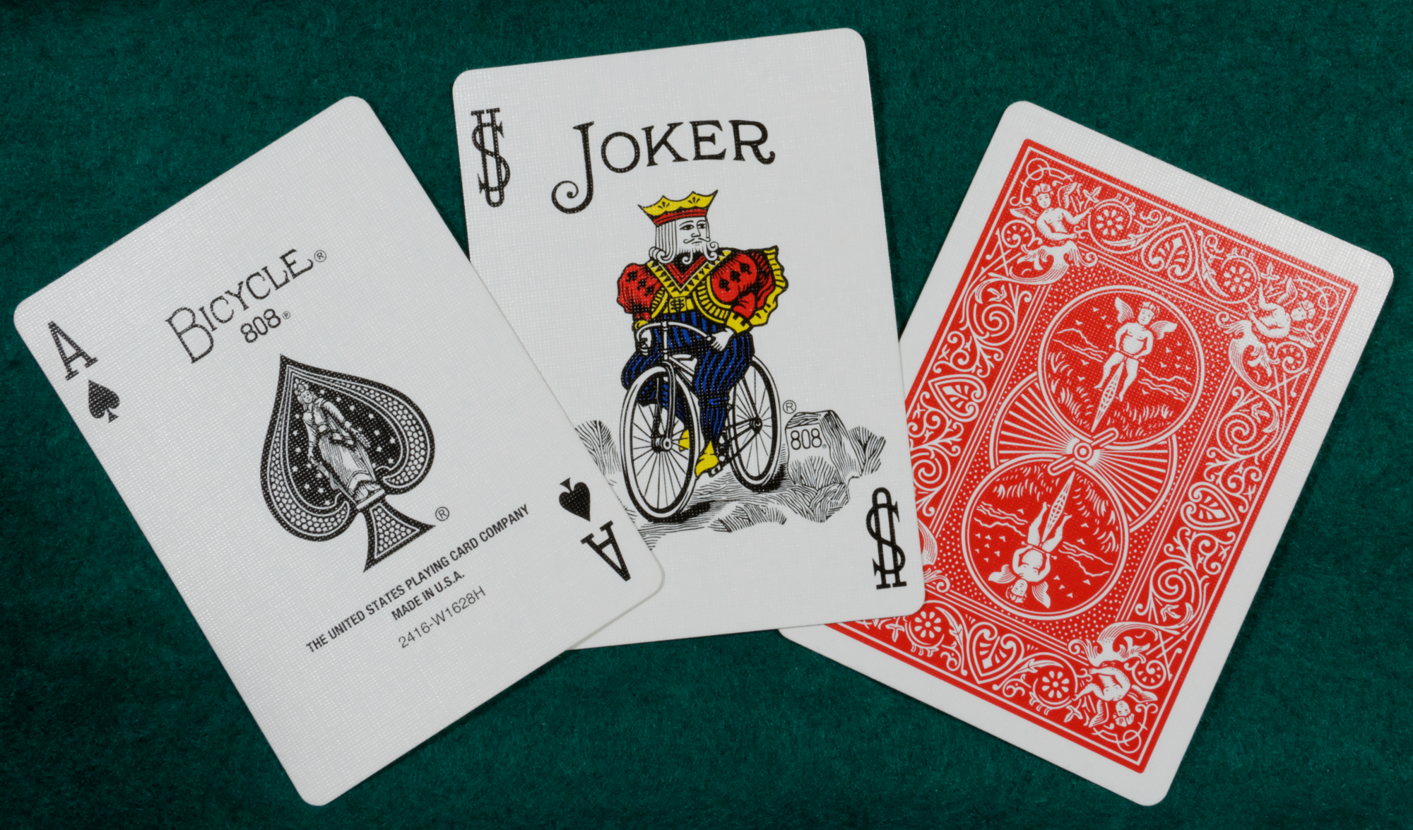 Bicycle Playing Cards - Wikipedia