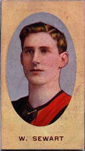 Bill Sewart Australian rules footballer and cricketer (1881-1928)