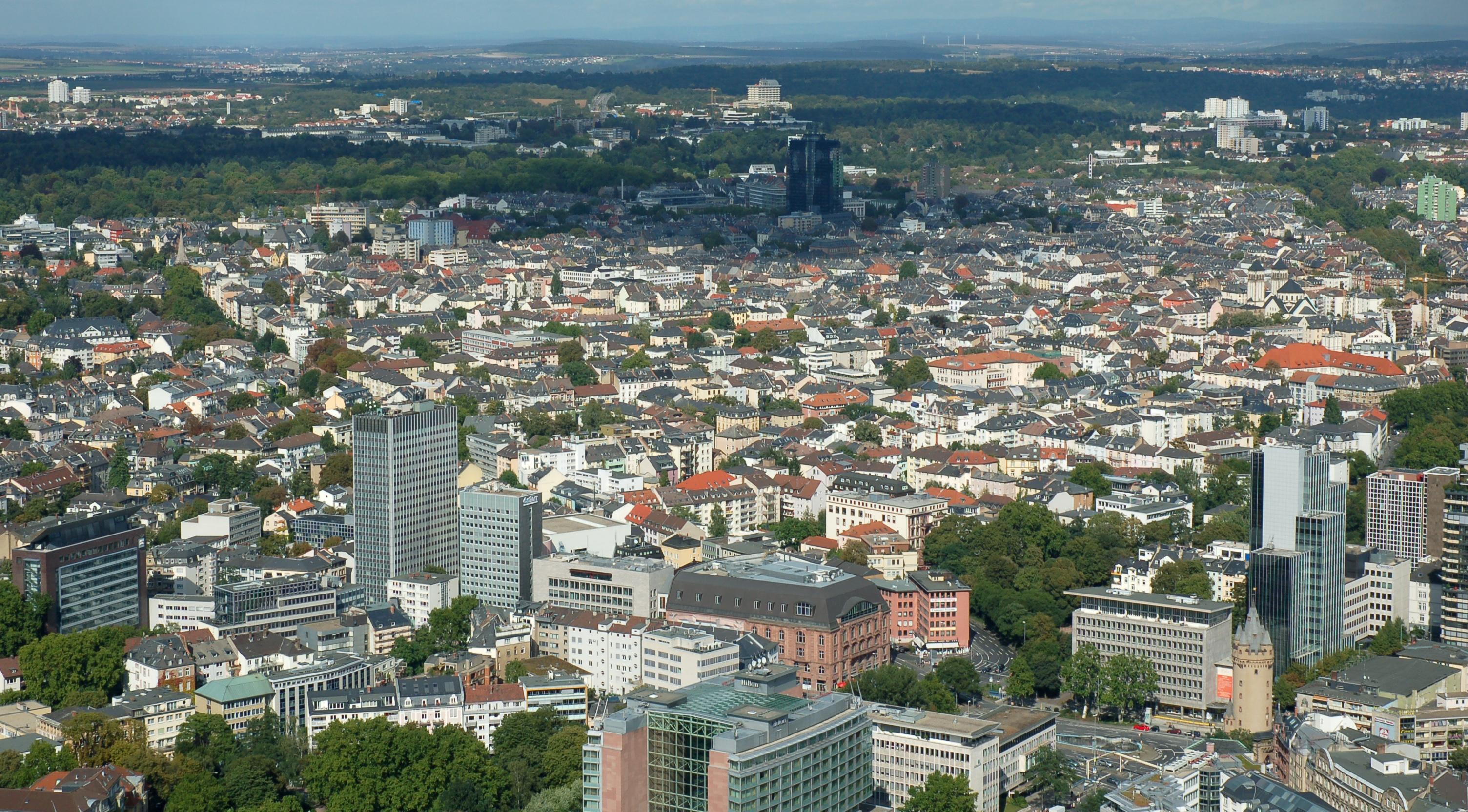 Nordend Frankfurt