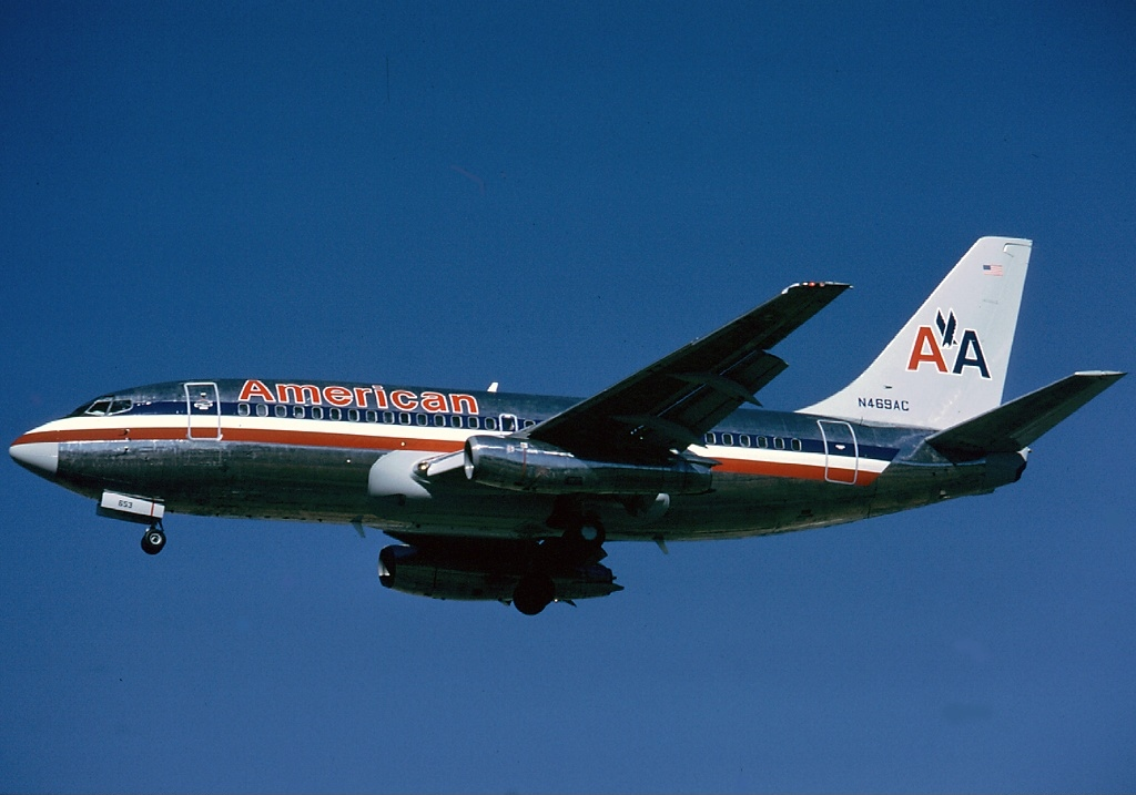 File boeing 737 293 american airlines for American airlines plane types
