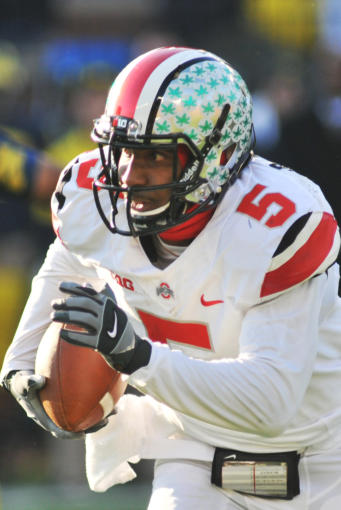 how tall is braxton miller