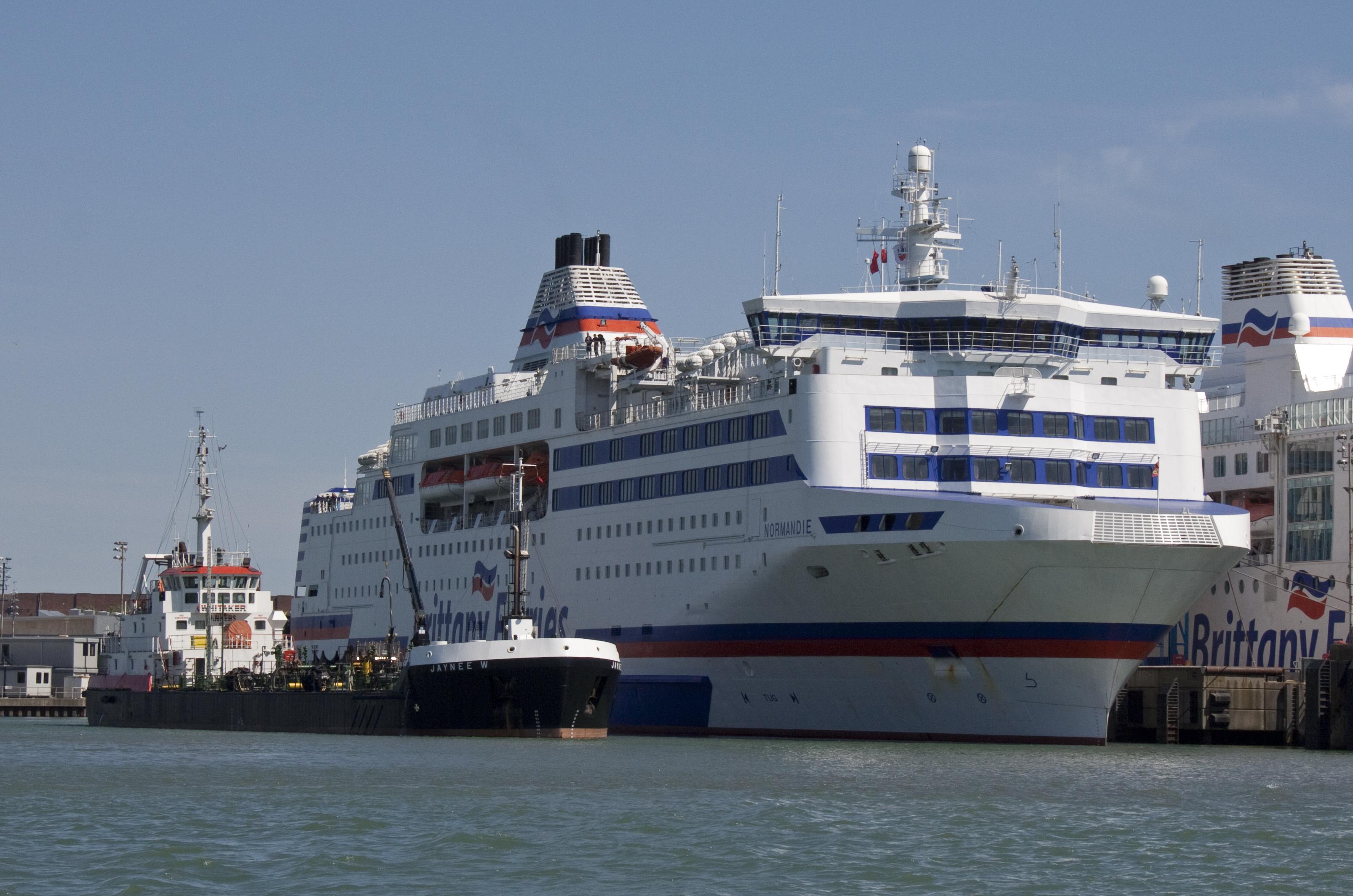 Brittany Ferries Normandie