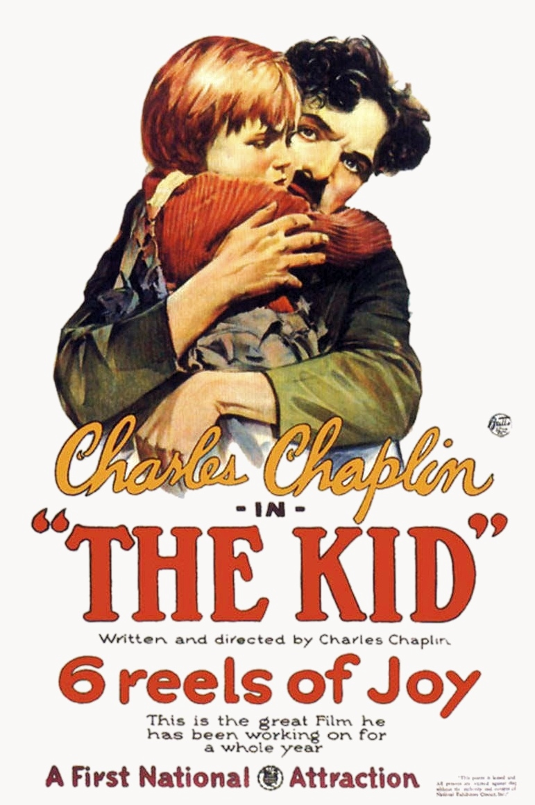 Image result for the kid 1921 movie poster