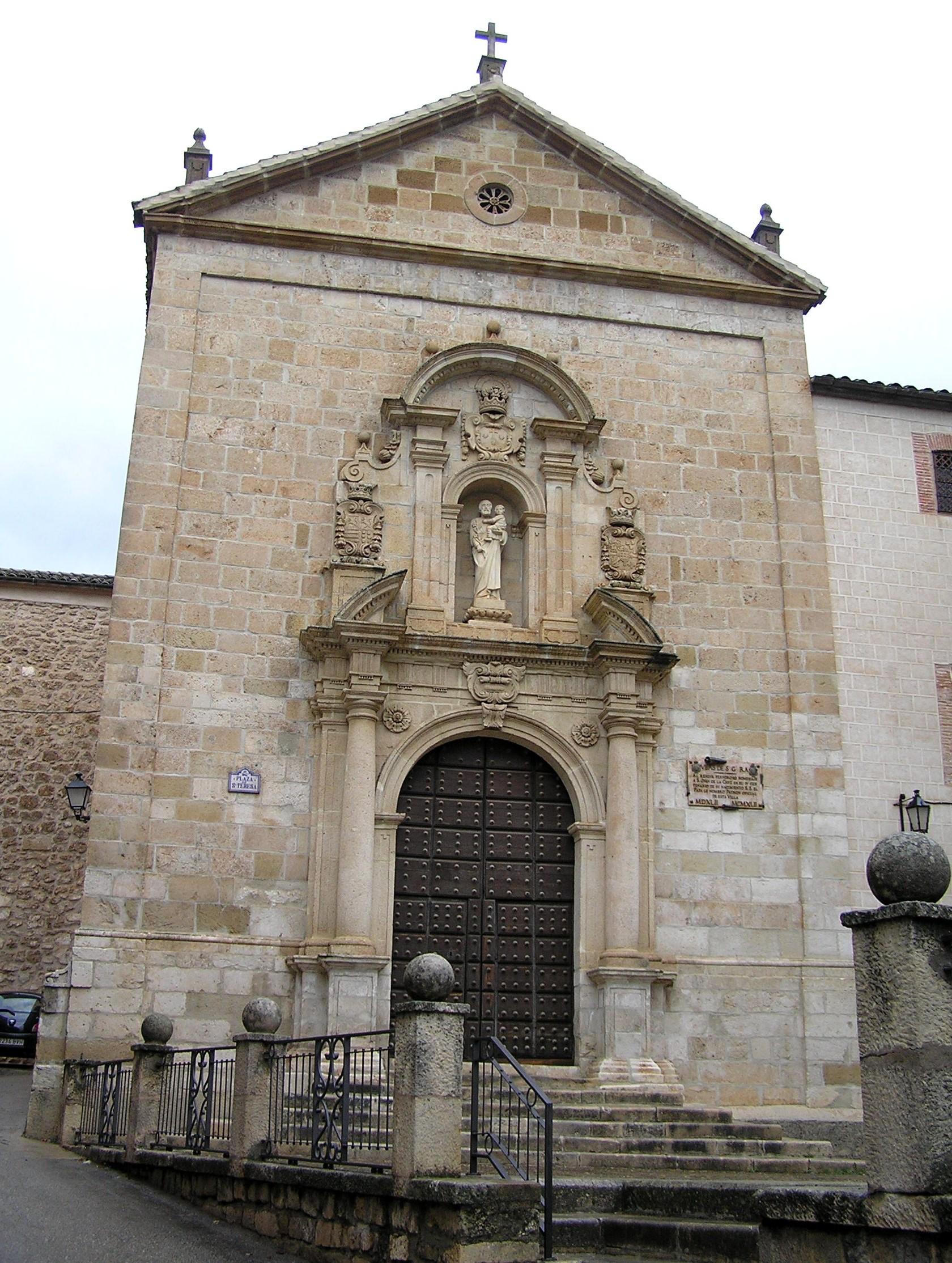 Convento de Carmelitas Descalzas (Beas de Segura) - Wikiwand