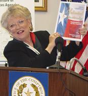 Carole Keeton Strayhorn American politician