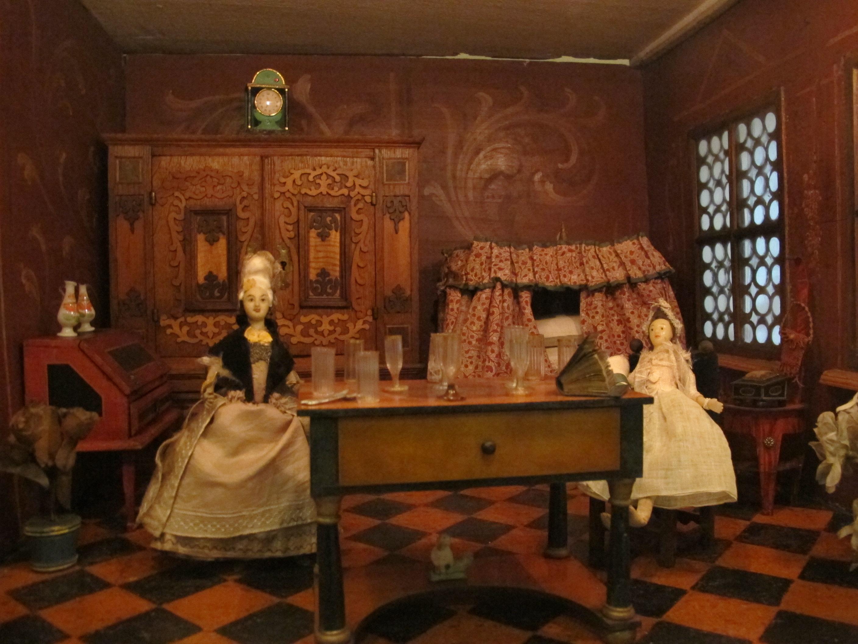 File:Casa di bambola della famiglia Bäumler di norimberga ...
