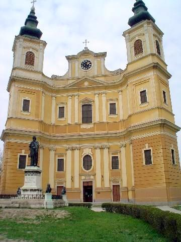 Cathedral Basilica of St. Mary, Oradea