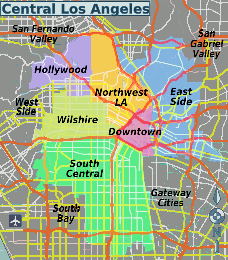 Health Food Stores In Downtown Los Angeles
