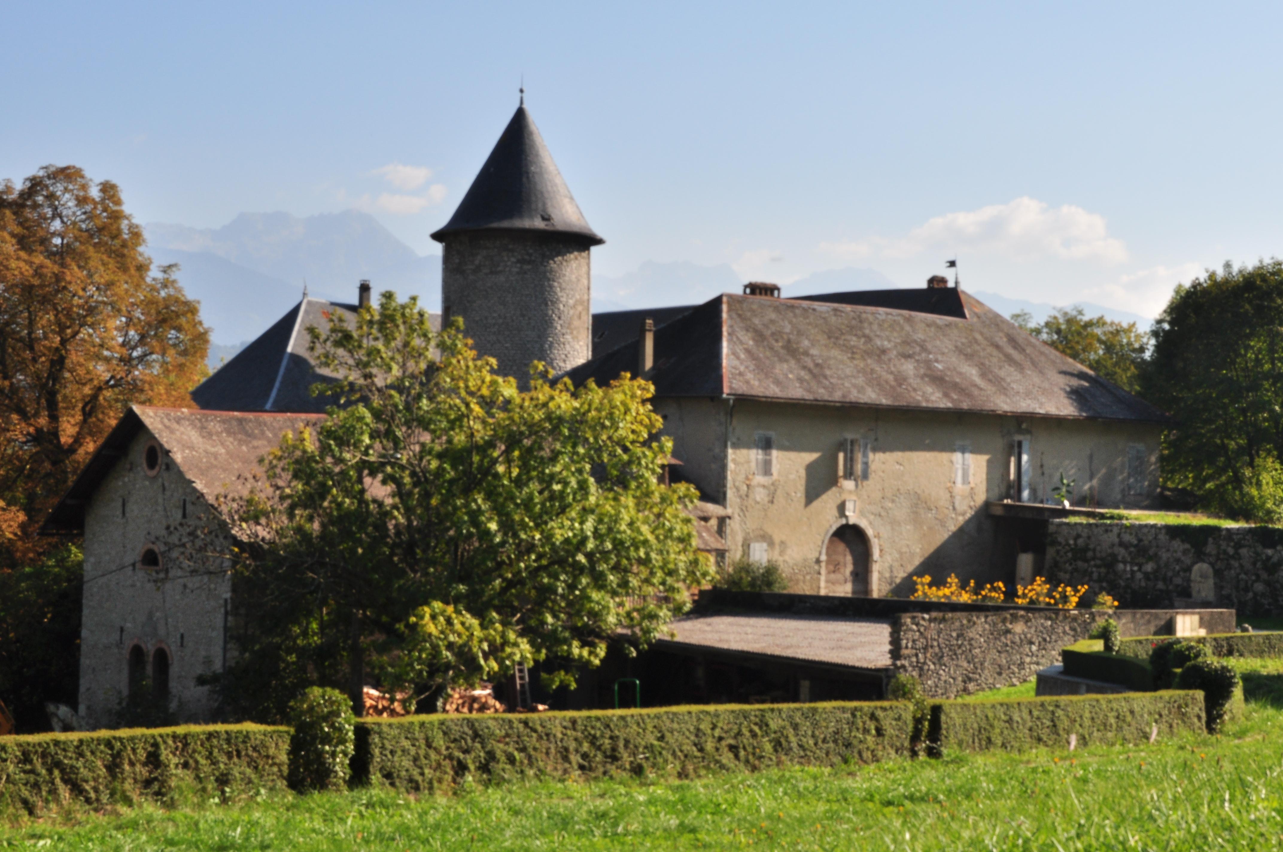 Liste des ch¢teaux de la Savoie Wikiwand