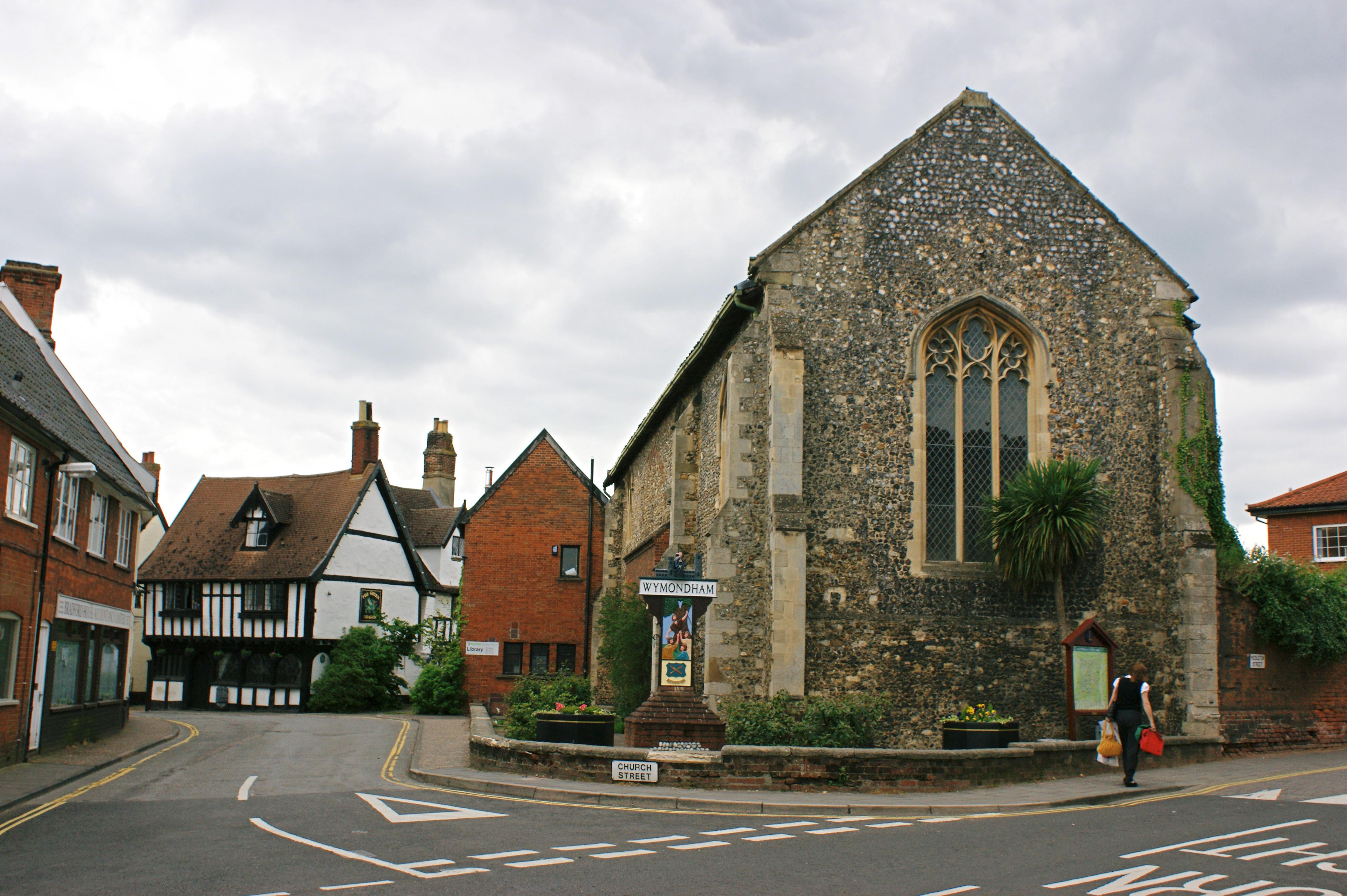 Dating Wymondham