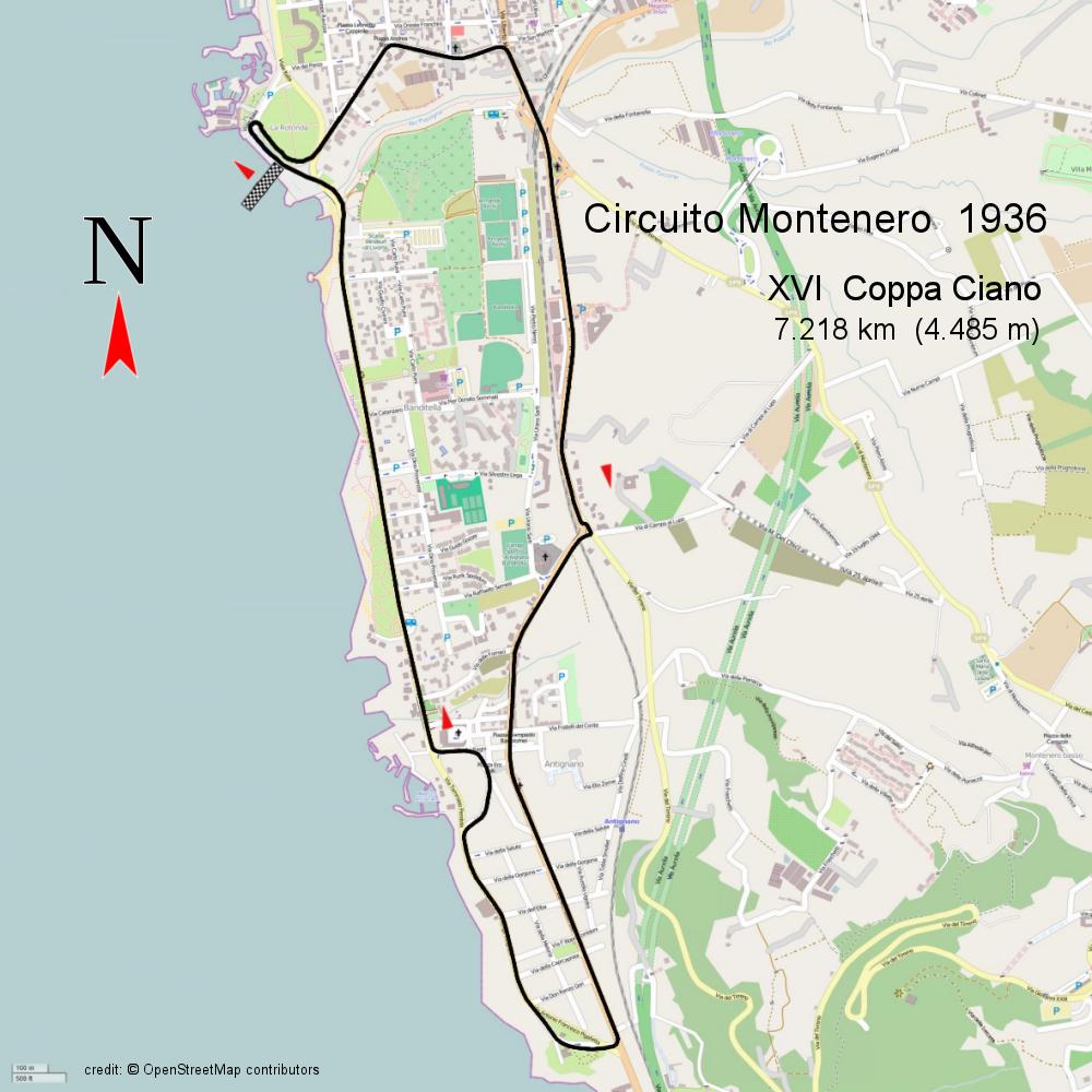 Circuito Wikipedia : Circuito del montenero wiki everipedia
