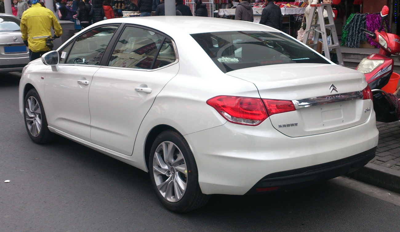 File:Citroën C4L 02 China 2013-03-02.jpg - Wikimedia Commons