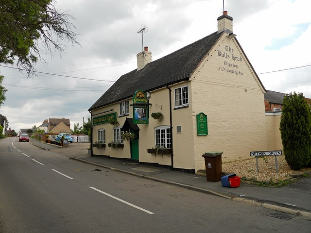 Creative Commons image of The Bulls Head  in Market Harborough