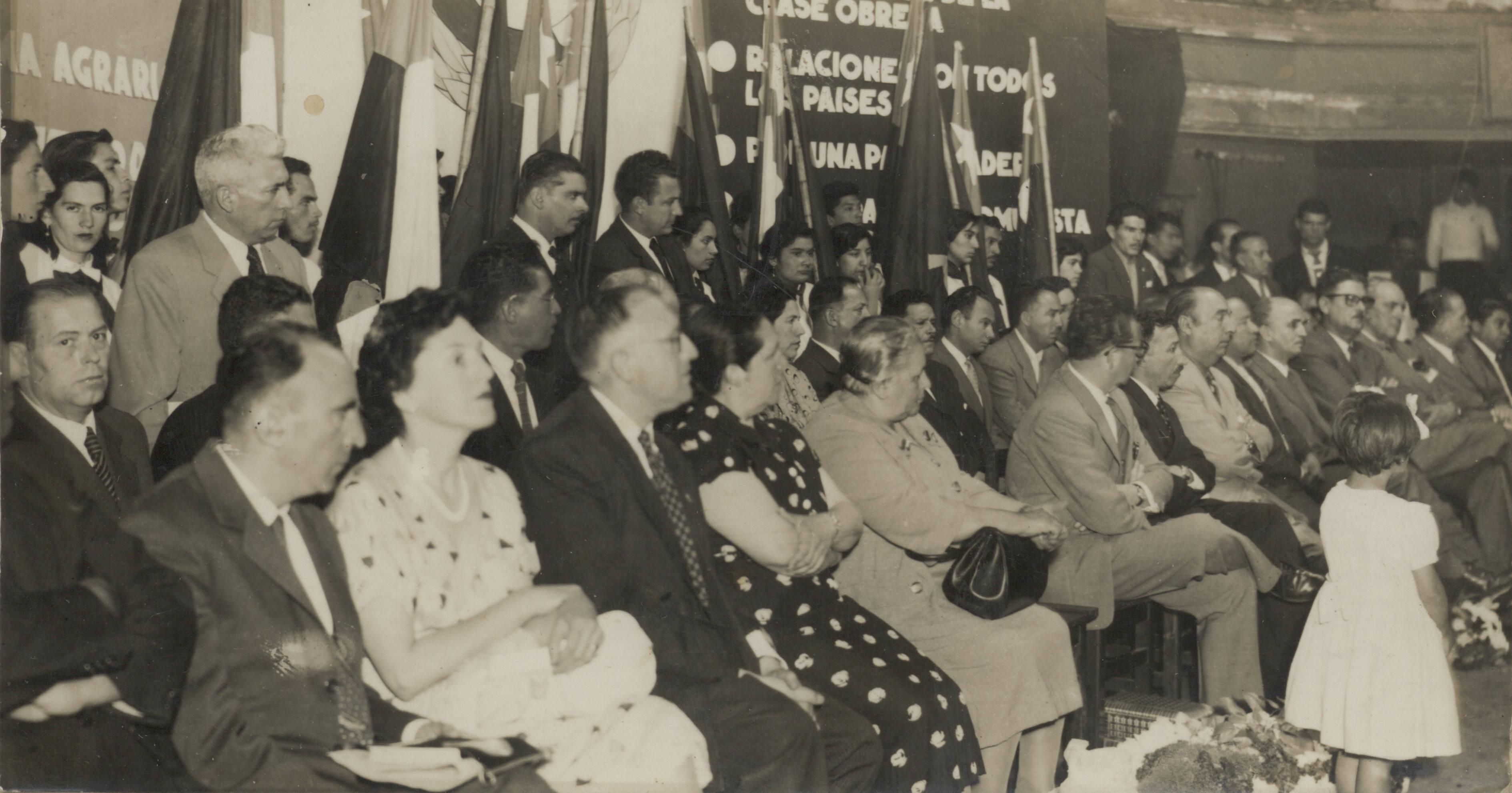 File:Congreso de Partido Comunista de Chile.JPG - Wikimedia Commons