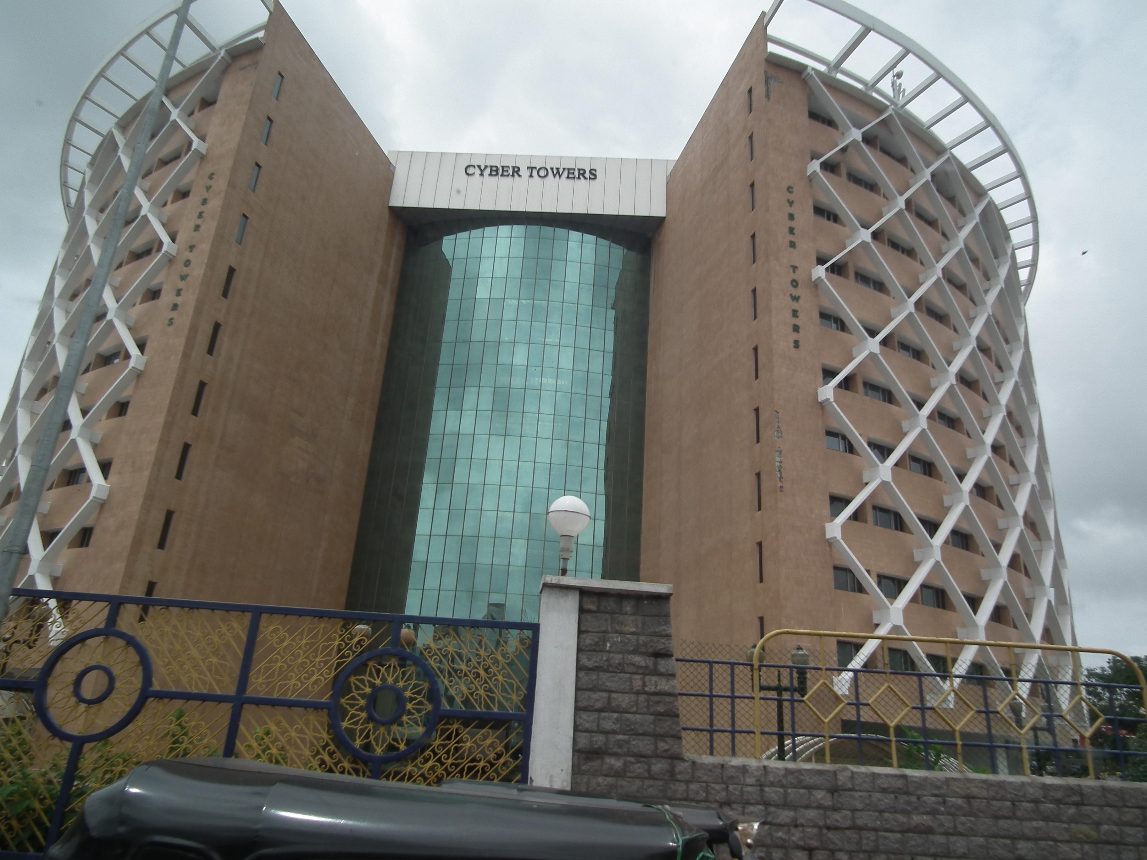 Hyderabad cyber city