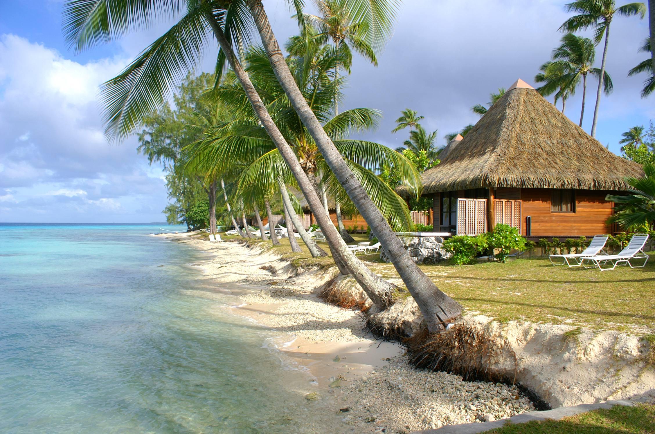 Rangiroa French Polynesia  City new picture : DSC00111 French Polynésia Rangiroa Atoll Avatoru Kia Ora Resort ...