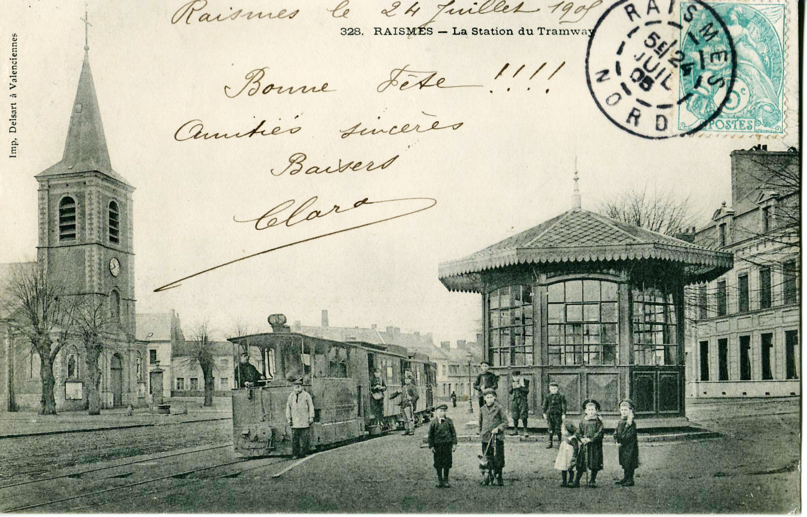 https://upload.wikimedia.org/wikipedia/commons/5/59/Delsart_328_-_RAISMES_-_La_Station_du_Tramway.JPG