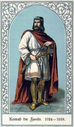 Kaiser Konrad II.