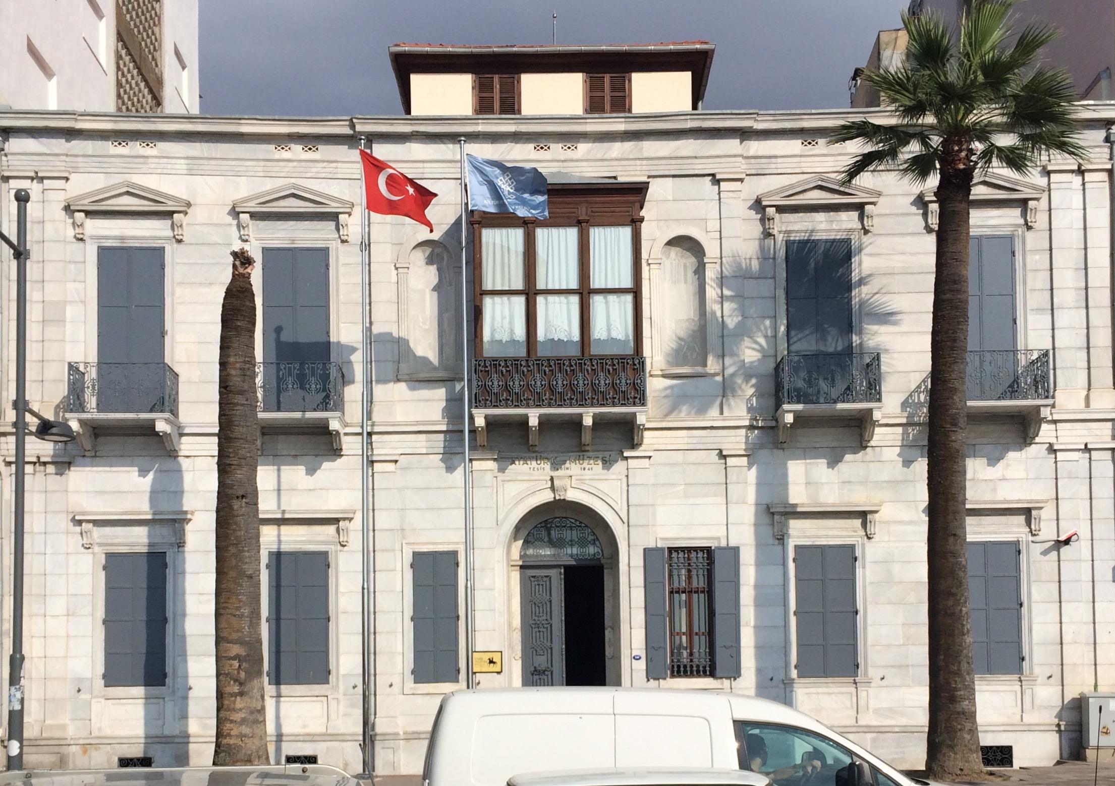 Izmir Ataturk Muzesi Vikipedi