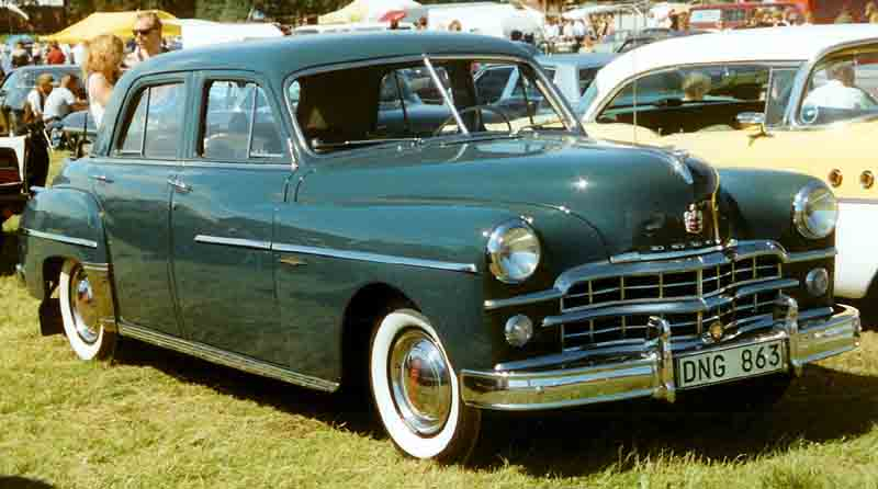 File Dodge Coronet 1949 Jpg Wikimedia Commons