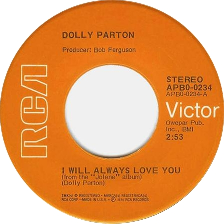 Depiction of I Will Always Love You