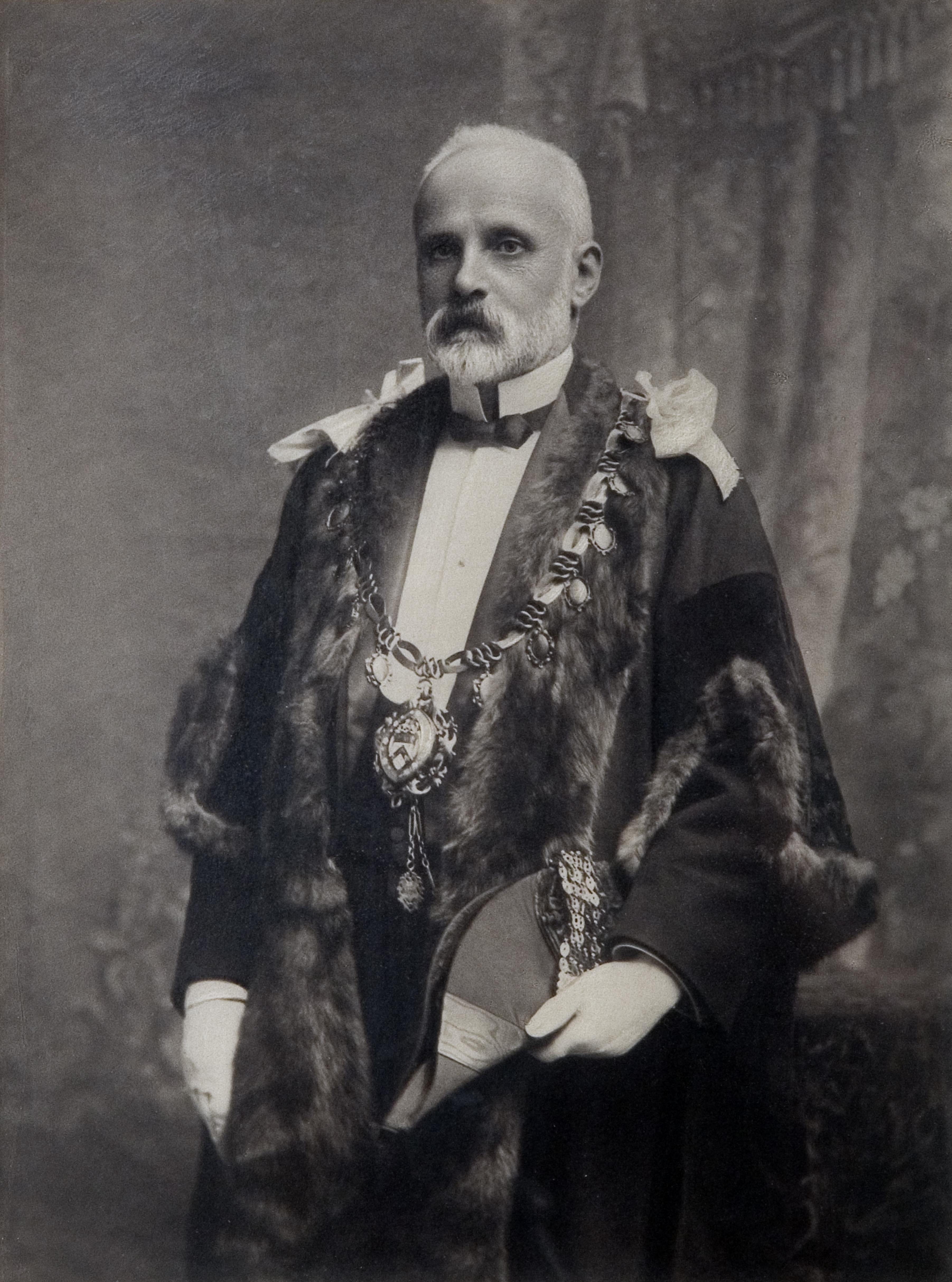 Edmund John bailey