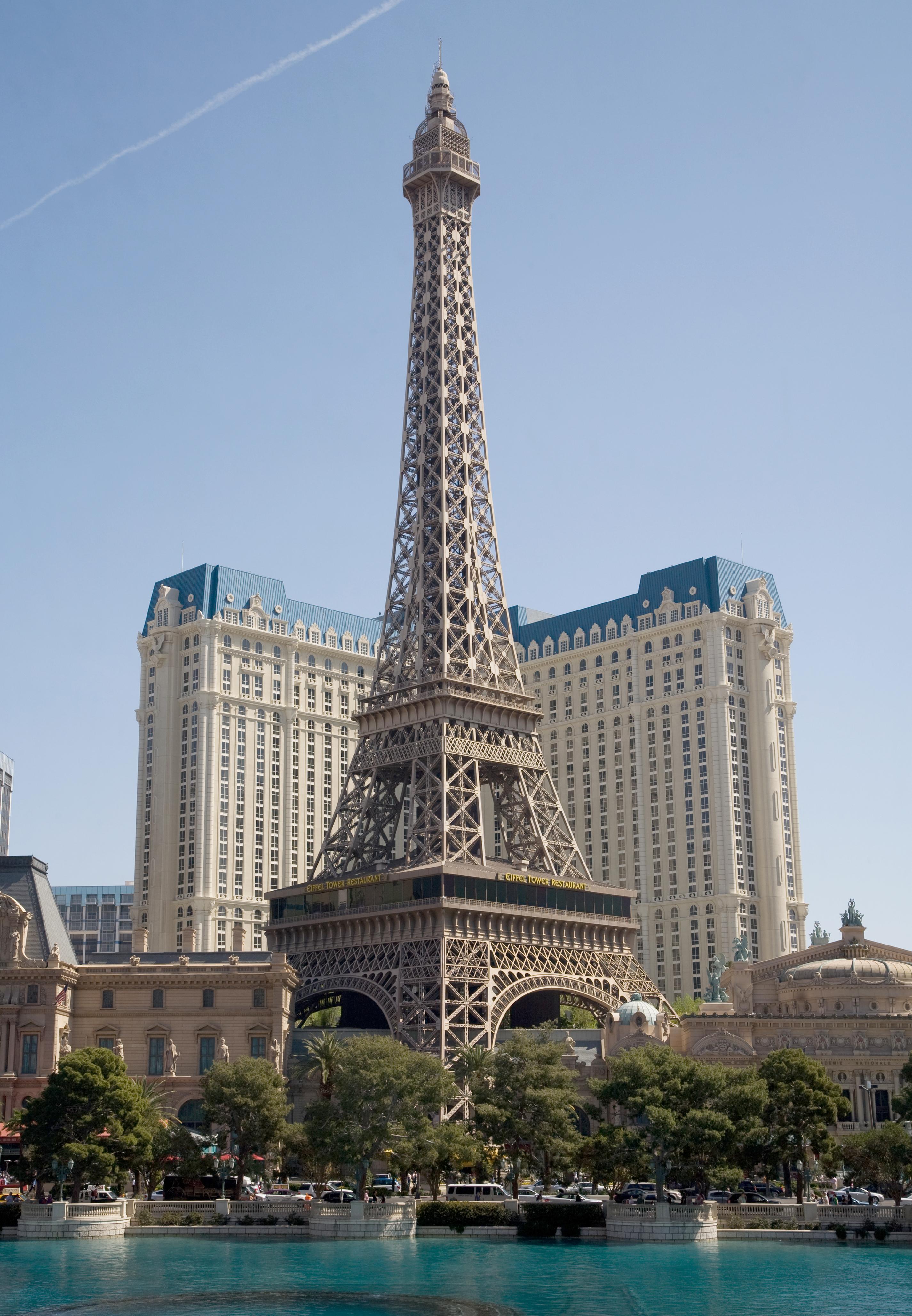 The Paris Hotel Vegas