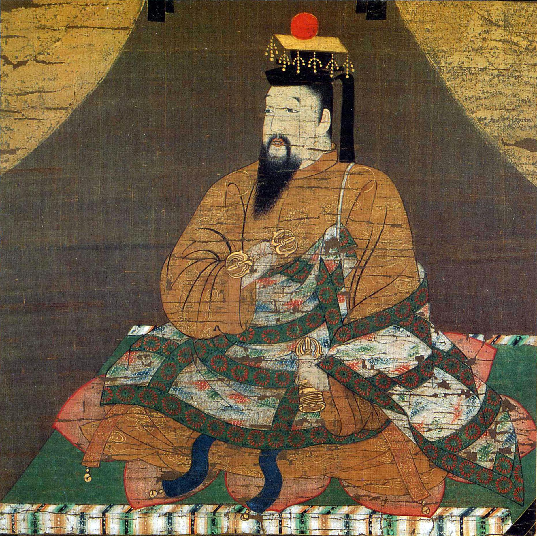 後醍醐天皇 - Wikipedia