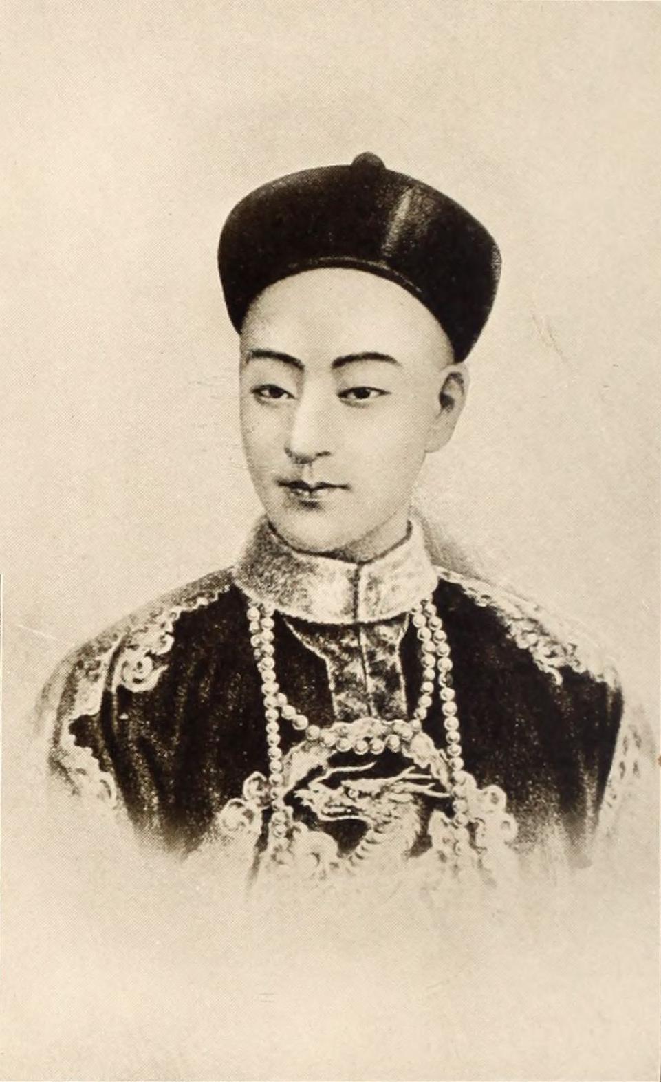Guangxu Emperor - Wikipedia