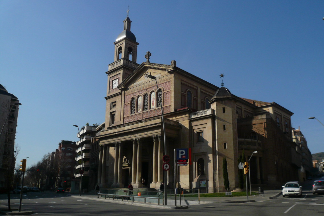 Sant gervasi la bonanova viquip dia l 39 enciclop dia lliure - Tanatori sant gervasi barcelona ...