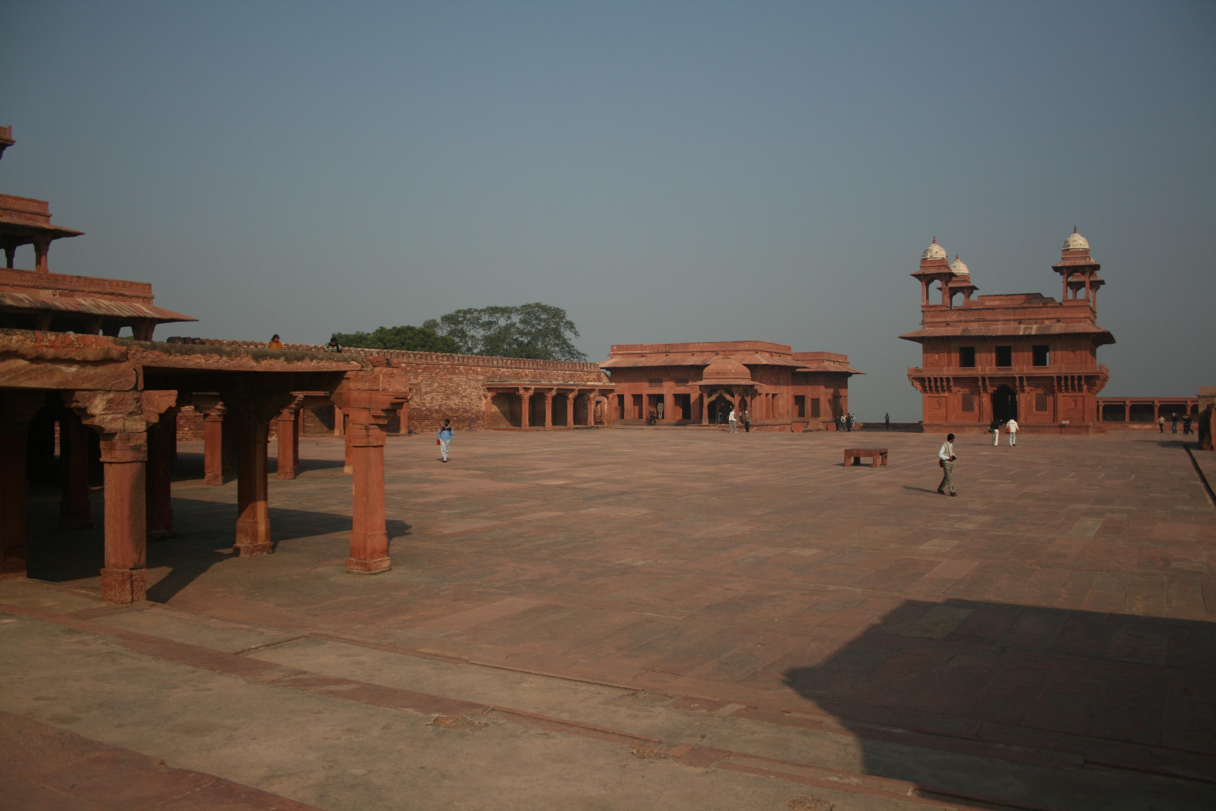 Fatehpur Sikri India  city photo : Fatehpur Fatehpur Sikri India0009 Wikimedia Commons