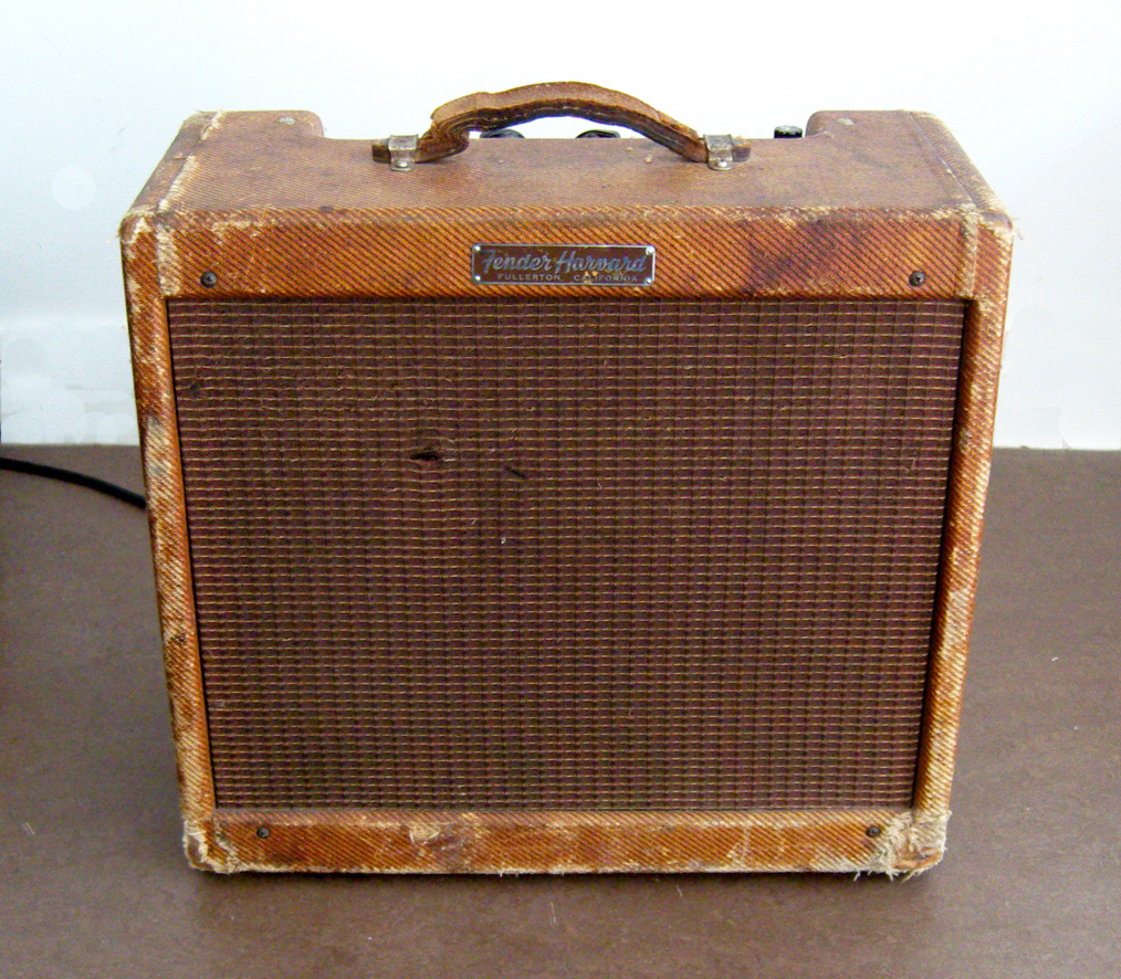 Fender Tweed Amp >> Fender Harvard Wikipedia