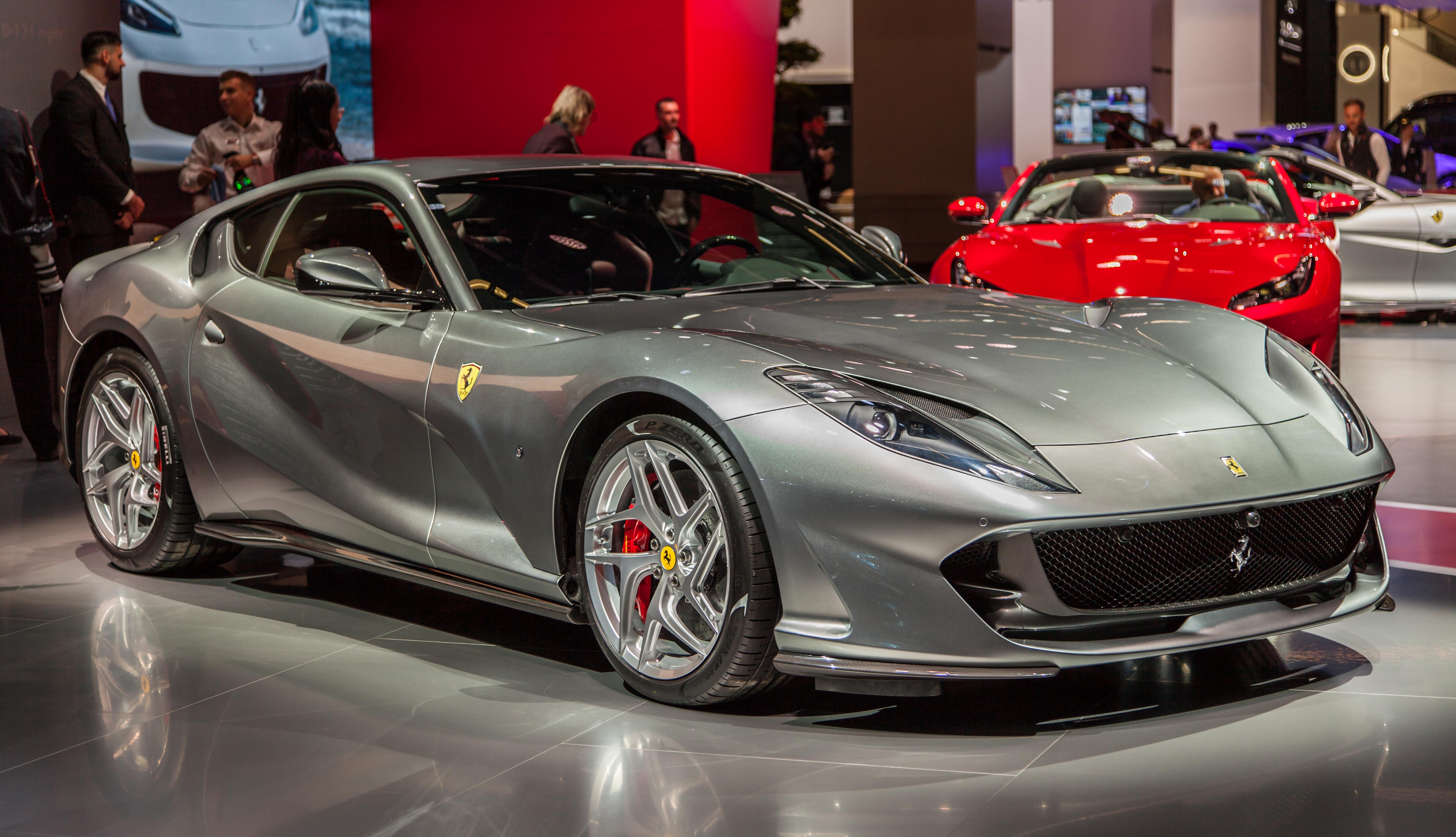 Ferrari 812 Wikipedia