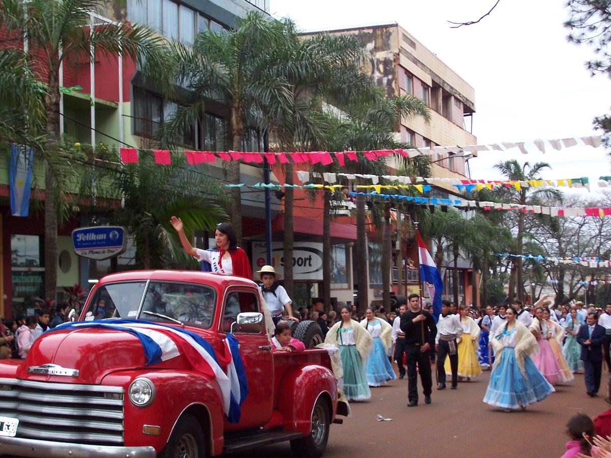 Fiesta Nacional del Inmigrante