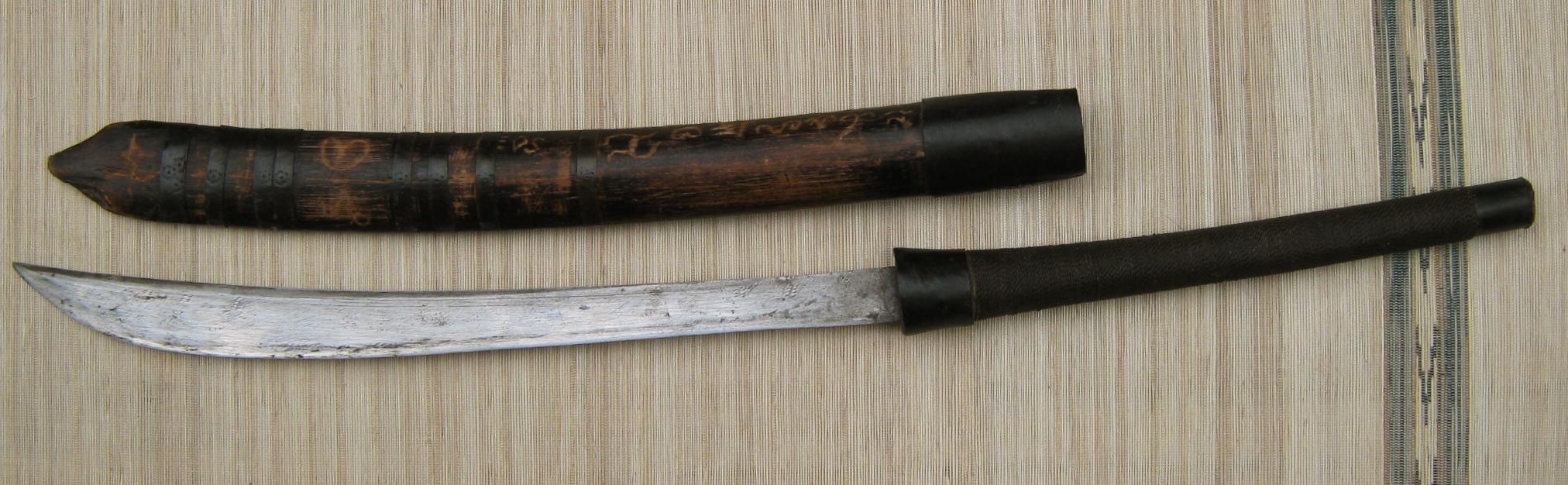 Thai Dha Sword