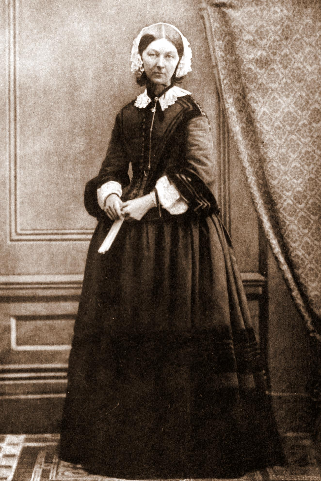 Watson's Theory of Nursing Florence Nightingale Taught&nbspTerm Paper