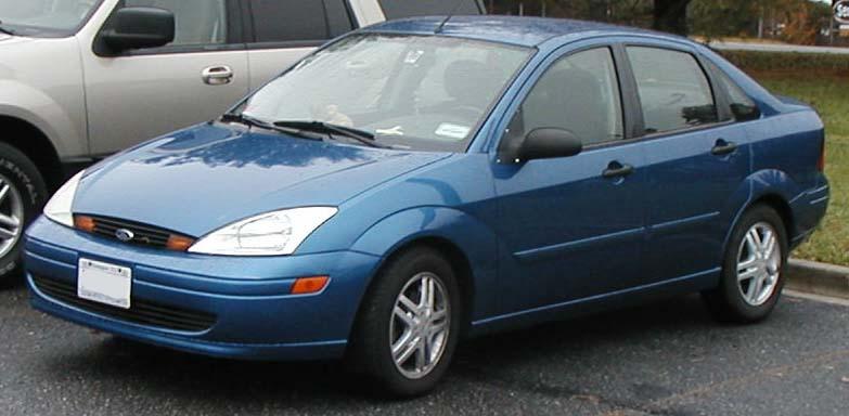 Ford Focus SE Sedan