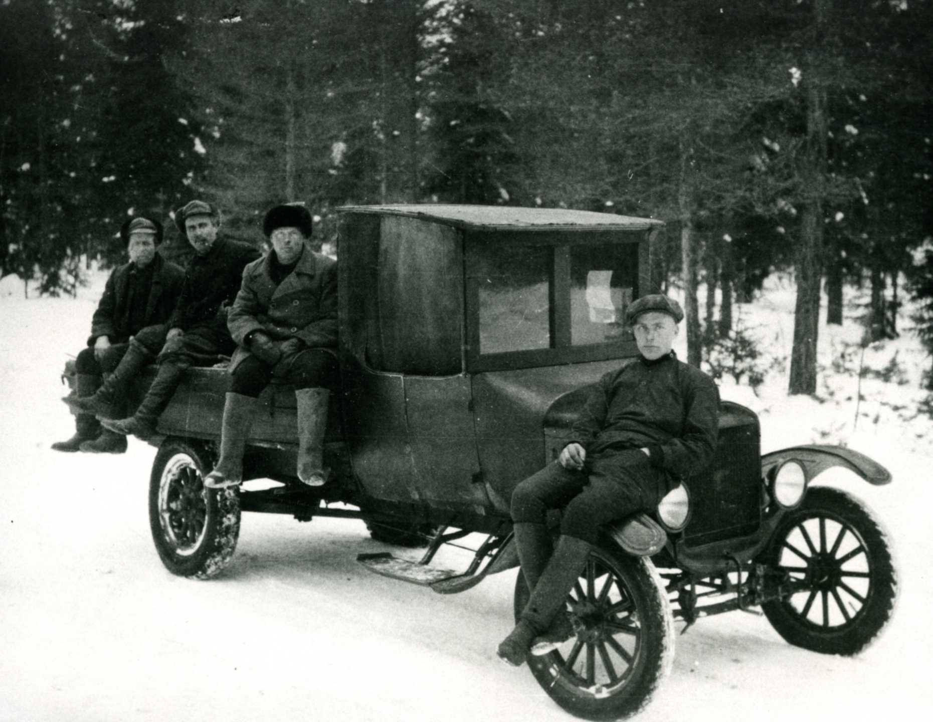 Ford_truck_Finland_1928