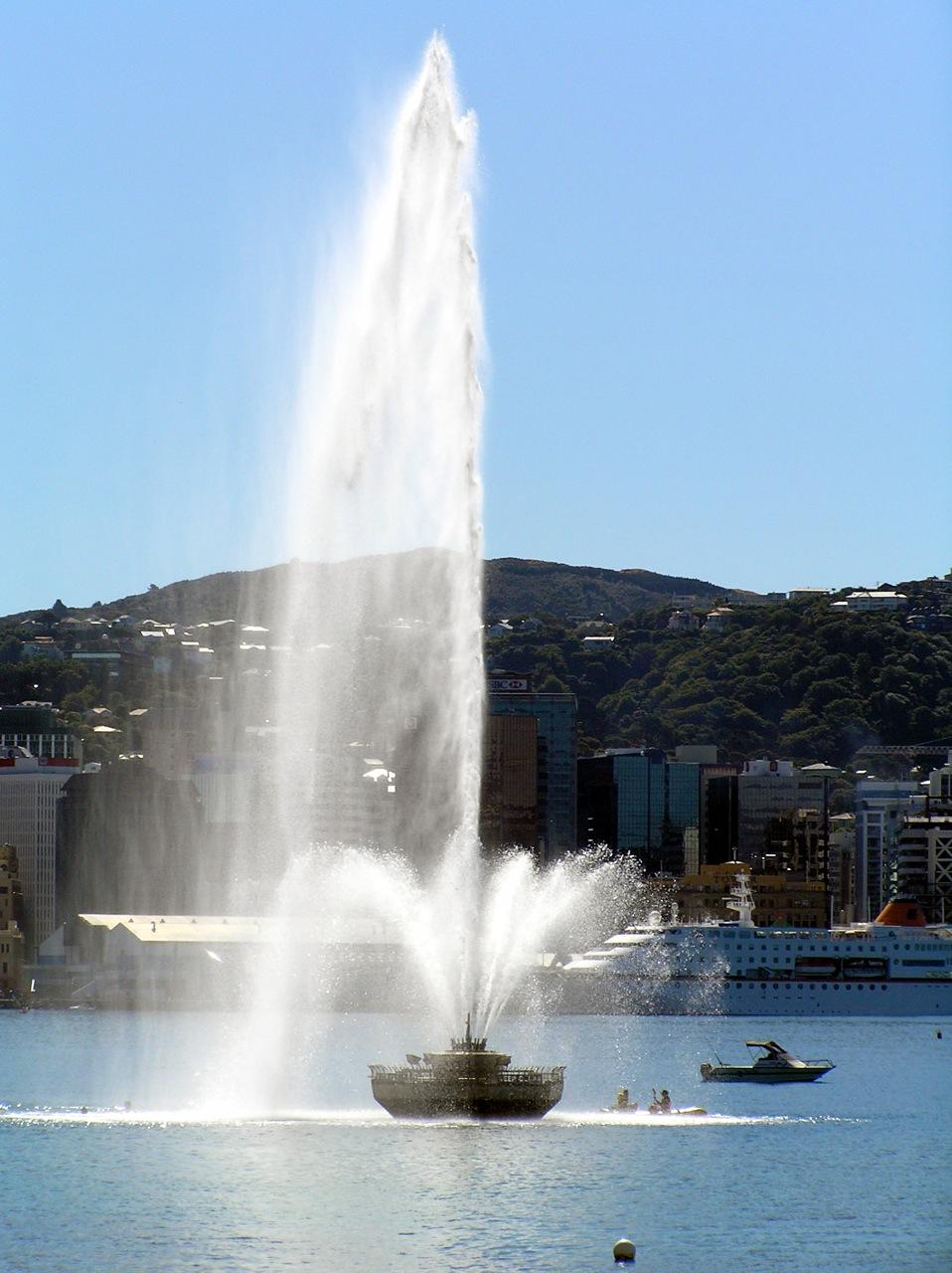 Carter Fountain - Wiki...