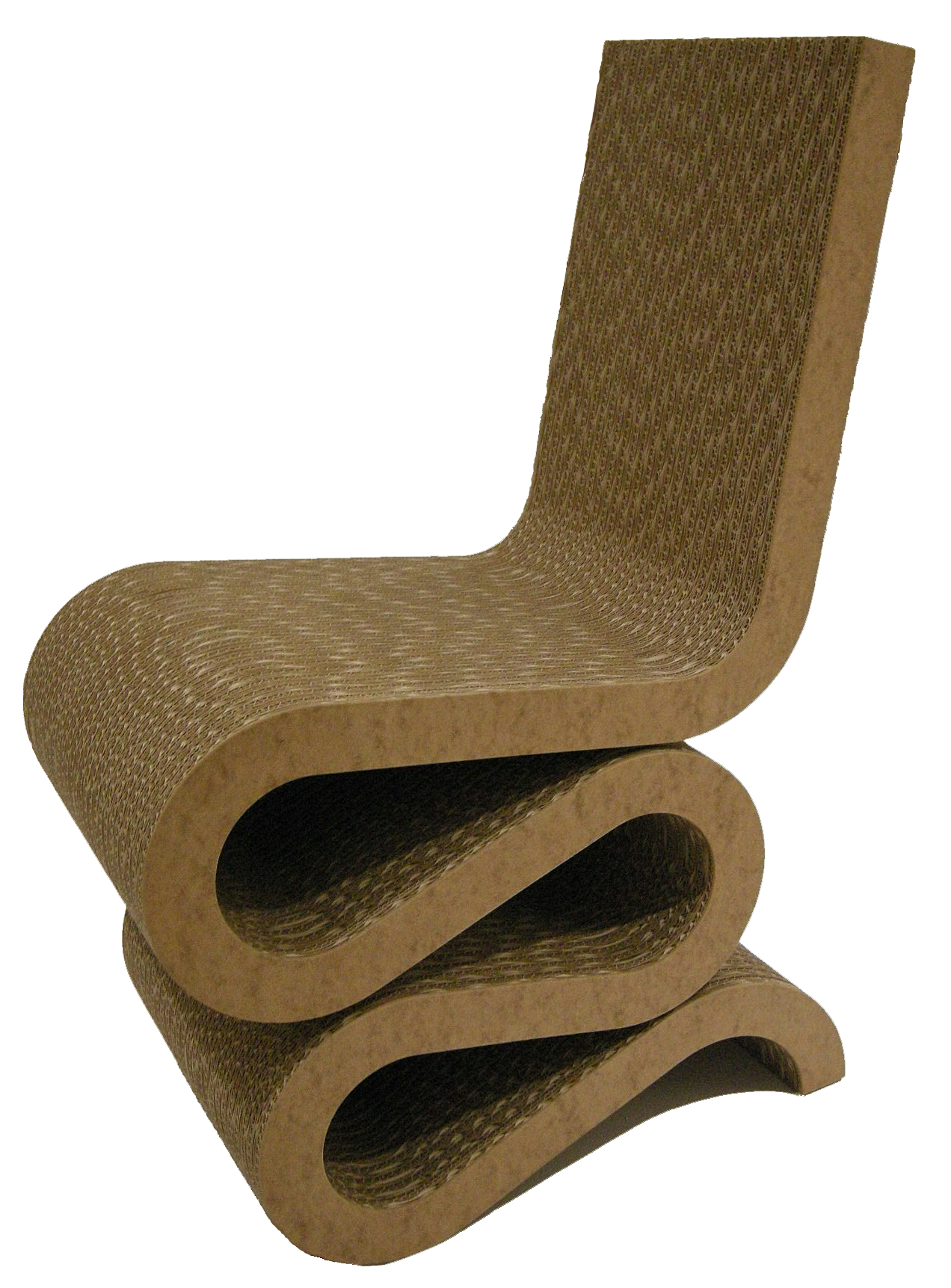 File:Frank Gehry   1972   Wiggle Side Chair.png