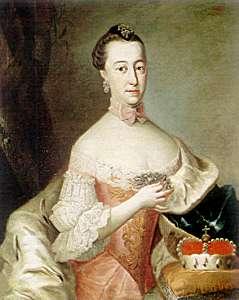 Princess Frederica Caroline of Saxe-Coburg-Saalfeld German princess